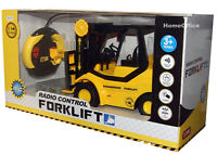 Radio Control Forklift Sound and Light Remote Control Fork Truck   1:14 Scale
