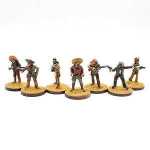 Banditos - Pro Painted - Dead Man's Hand