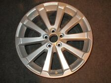 "2009 10 11 12 2013 Toyota Venza 19"" Factory OEM Wheel Rim Painted Silver 69557"