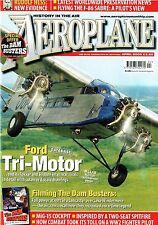 AEROPLANE APR 05: TRI-MOTOR DATABASE/ 617 SQN ON FILM/ FLYING THE SABRE