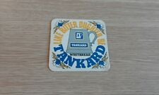 Whitbread Tankard Beermat
