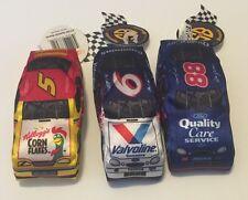 Lot Of 3 SPEEDIE BEANIE Terry Labonte Dale Jarret Mark Martin New W/ Tags NASCAR