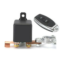 Car Battery Disconnect Cut Off Isolator Master Switch Wireless Remote Control