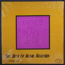 VARIOUS: Best Of Rome Records LP Sealed Vocal Groups