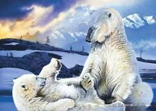1000 st puzzel: Ijsberen (Schmidt 58133)