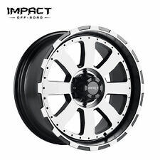 Impact 1 PC Off Road Wheels 18x9