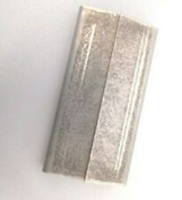 More details for lap over seals for 25mm steel strapping, pallet banding clips size 25mm x  57mm