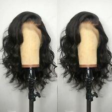 Andrai Hair Short Bob Lace Front Pelucas Glueless Natural Wave Resistencia Al...