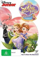 The Sofia The First - Curse Of The Princess Ivy (DVD, 2015)