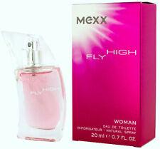 Mexx Fly High Woman 0.67oz/20ml Eau de Toilette Spray New & Sealed