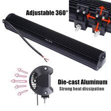 20 '' 540W 54000LM Coche Auto LED blanco barra de luz de trabajo 60 grados