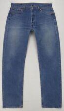 Levis 501 XX Straight Jeans W36 L34 Blau Orig.Levi's 501 36/34 TOP Herren