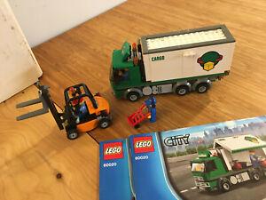 Lego City Town Set 60020 Cargo Truck (2013).