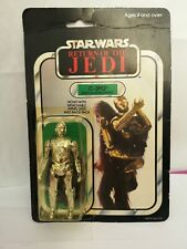 Vintage C3po return of the jedi moc