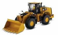 CAT 980M Wheel Loader in Yellow (1:50 scale by Diecast Masters DM85543)