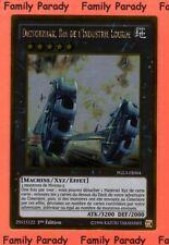 Digvorzhak, Roi de l'Industrie Lourde PGL3-FR064 Carte YuGiOh Gold Rare neuve