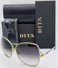 22a4519743f NEW DITA sunglasses Bluebird 21011-D Purple Gold Gradient Blue Butterfly   500+
