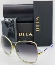 b4eae2b6ee55 NEW DITA sunglasses Bluebird 21011-D Purple Gold Gradient Blue Butterfly   500+