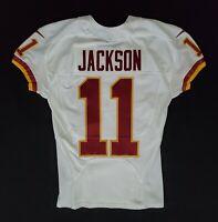 #11 DeSean Jackson of Washington Redskins NFL Locker Room Game Issued Jersey