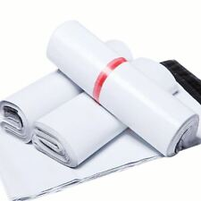 More details for strong mailing postage bags post mail white postal bags parcel bags self seal