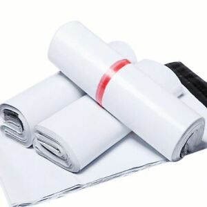 Strong Mailing Postage Bags Post Mail White Postal Bags Parcel Bags Self Seal