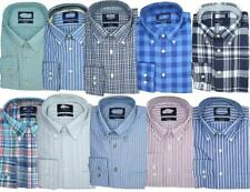 Charles Tyrwhitt Slim Fit Casual Long Sleeve Single Cuff Shirts 100% Pure Cotton