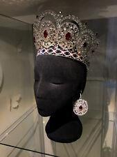 Miss Universe Diamond Nexus Matching Earrings 50% OFF