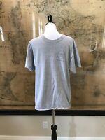 Hanes Men's Gray T-Shirt United States Secret Service Size L