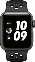 Apple Watch Gen 3 Series 3 Nike+ 38mm Space Gray Aluminum - Anthracite Sport