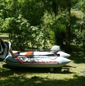 Zodiac Bombard B1000 Inflatable Dinghy / Boat