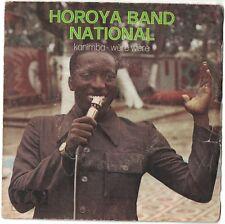 "HOROYA BAND NATIONAL Kanimba 7"" Guinea-Conakry deep Afro Manding Syliphone mp3"