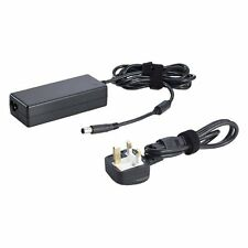 Genuine Original Dell UK/IRISH 90W Laptop AC Adapter With Power Cord - NEW