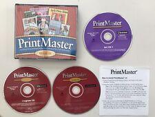 Print Master CD Software