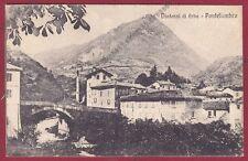 COMO PONTE LAMBRO 06 ERBA Cartolina