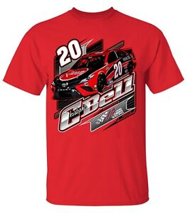 Men's 2021 Christopher Bell Nascar Racing Champions T-Shirt S-4XL