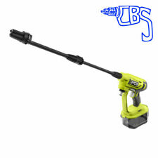 More details for ryobi cordless power washer 22 bar ry18pw22a-0 body only 18v one+