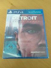 Detroit Become Human PS4 *nagelneu* Deutsche Version kein Import
