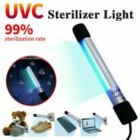 Portable UVC Sterilizer Germicidal Lights LED UV Disinfection Lamp Tube Handheld