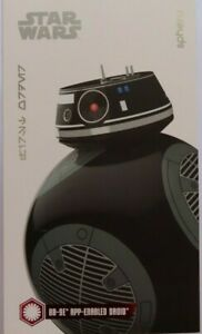 BRAND NEW Sphero Star Wars BB-9E app-enabled Droid (BNIB)