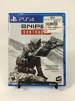 Sniper Ghost Warrior - Contracts Playstation 4 PS4