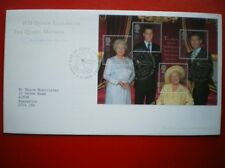 COVER 2000 100TH ANNIVERSARY HM THE QUEEN MOTHER FDC