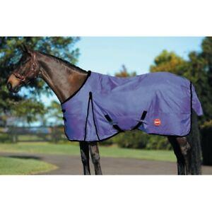 Kozy 600D Nylon Horse Rug  – Purple