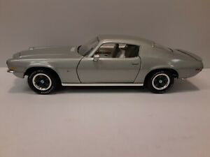"""1:18 """"American Muscle"""" 1970 Camaro Z/28 """"Fast Times"""""""