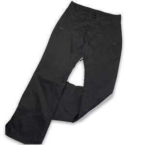 Airblaster Men's Snowboard Pants Size Medium Black Stay Wild Snow Ski Outerwear