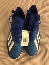 New Adidas X 19.1 IN Indoor Boost Soccer Football Shoes Sneakers Size 9.5