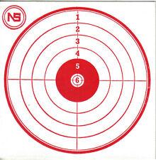 """Stick Orange Cible Spots 1.5/"""" Air Rifle Airgun pratique zeroing cibles"""