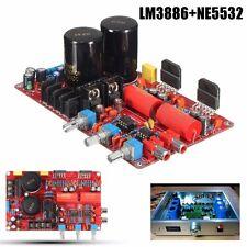 68W+68W Watt LM3886TF + NE5532 Audio Amplifier Board Dual 2 Channel Audio Tuning