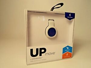 Jawbone UP Move Wireless Activity Tracker Sleep tracking Blue Burst
