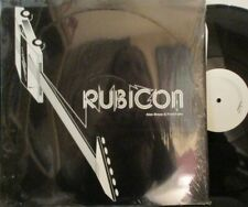 "ALAN BRAXE & FRED FALKE ~ Rubicon ~ 12"" Single PS"