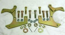 1957-1964 Ford Half Ton 1/2 Ton F100 Truck Bolt On Disc Brake Bracket Kit F-100